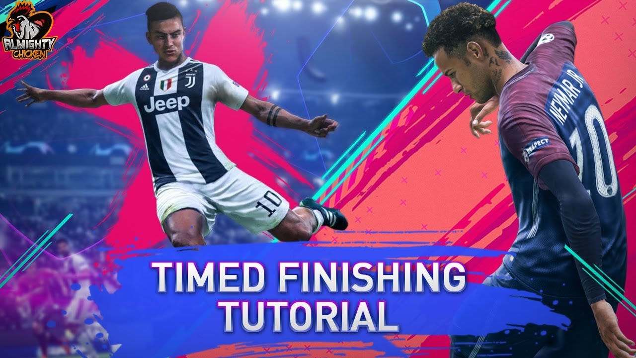 FIFA 19 TIMED FINISHING EXPLAINED! IS IT NECESSARY?