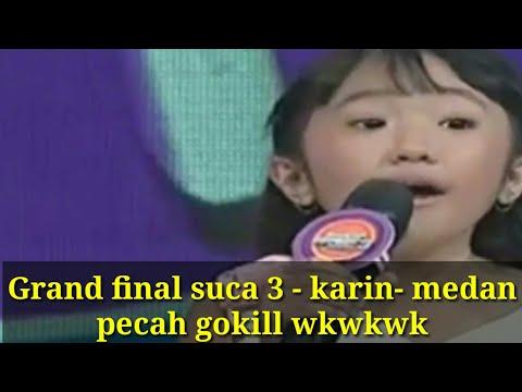 Grand final suca 3- Karin-dari medan