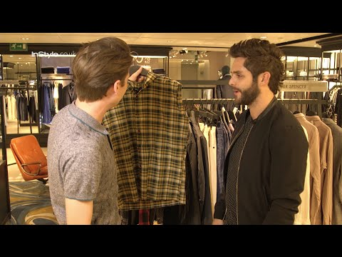 Thomas Rhett Swaps Country Style To Become An English Gent