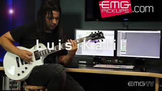 """Emgtv presents """"the green room series"""". watch """"luis kalil"""" perform his original piece """"after the frey"""". inspiring young and old, luis plays with musi..."""