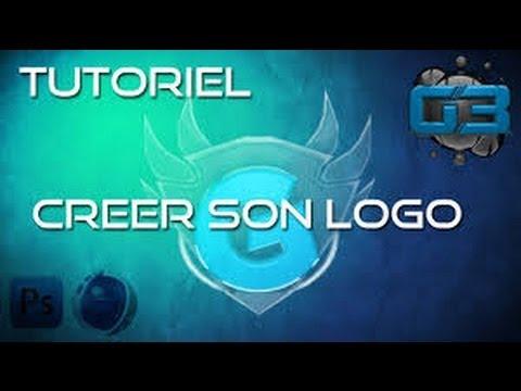 creer un logo jeux