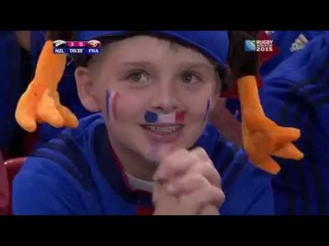 New Zealand vs France FULL MATCH  | Rugby World Cup 2015 Quarterfinal
