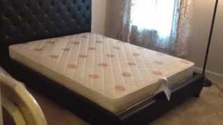 West Elm Bed Frame Assembly Service In Dc Md Va By Furniture Assembly Experts Llc