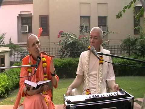 Шримад Бхагаватам 10.24 - Чайтанья Чандра Чаран прабху