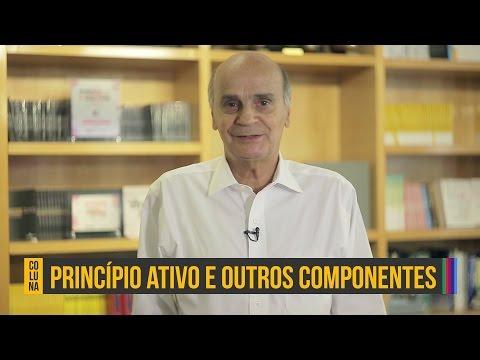 Princípio ativo e outros componentes do medicamento