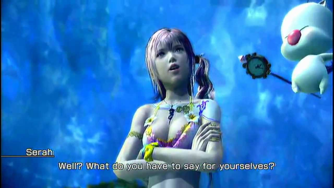 image Final fantasy xiii serah sell out 1 3d