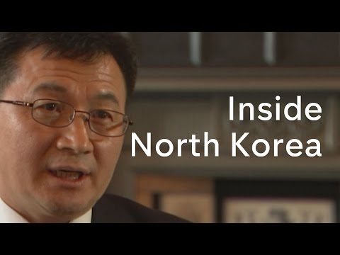 Inside North Korea: defector tells his story