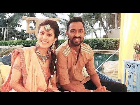Kunal Pandey Pankhuri Sharma Marriage Photos Wedding Pictures Hd Youtube