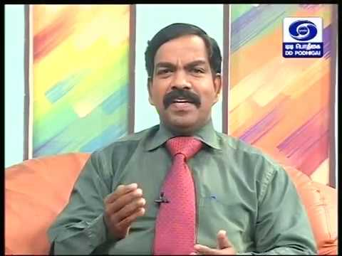 Dr.A.Raja TV Programme in DD PODHIGAI on 08-08-2013