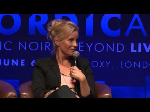 Sofia Helin from The Bridge - 2nd Q&A at Nordicana 2015