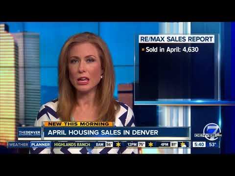 RE/MAX April housing sales in Denver