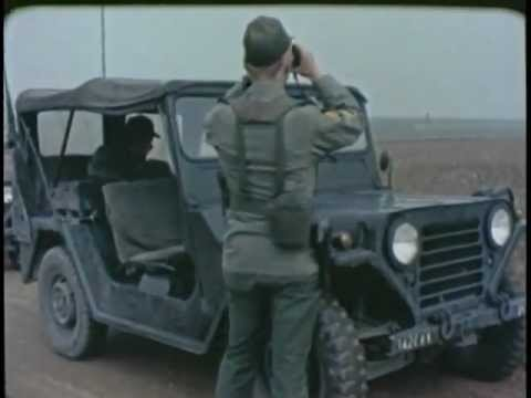Patrolling the Communist Iron Curtain - Watching the Volitile Border Between USSR & Free Europe