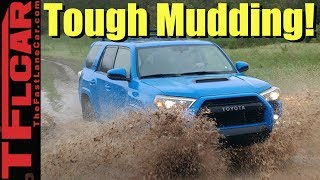 2019 Toyota 4Runner TRD Pro Texas Muddy Buddy Review (Part 3 of 4)
