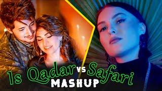 Is Qadar VS Safari   Dj K21t   Sajjad Khan Visuals