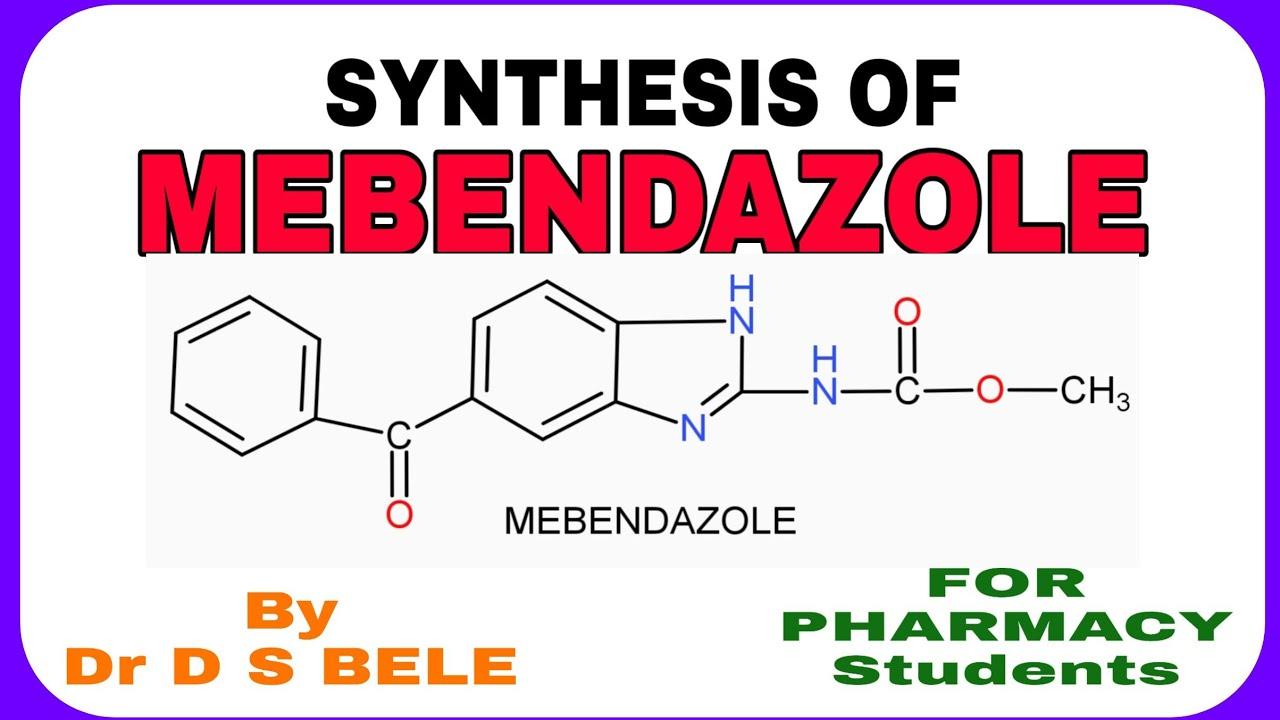vermox antihelminthic gyógyszer