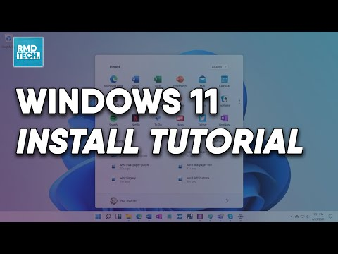 How to Install the LEAKED Windows 11 Build (Install Tutorial + ISO Download)