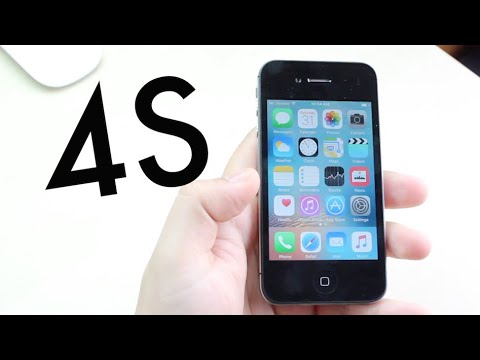 iPHONE 4S In 2018! (Still Worth It?) (Review)