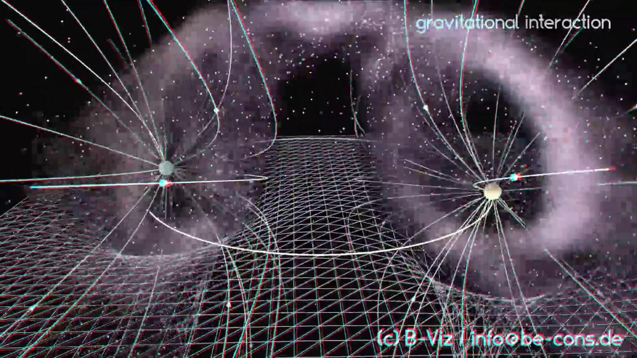 Gravity Visualized – Amazing #Science
