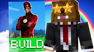 *NEW SUPERMAN RECOVER SUIT* BUILD YOUR FAVORITE SUPERHERO! - MINECRAFT MODDED DC SUPER HERO CREATOR