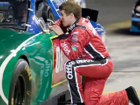 John Cena in NASCAR