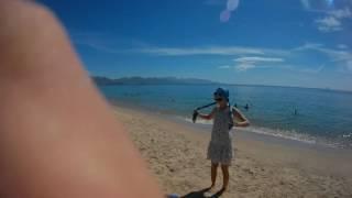 Нячанг Вьетнам 2016.Погода и море 6 августа.(ПОДЕЛИСЬ ВИДЕО с теми,кто едет во Вьетнам!Это просто,кнопка