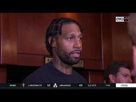 POSTGAME REACTION: Miami Heat vs. Los Angeles Lakers 11/18/2018