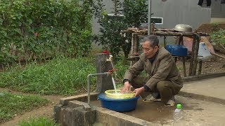 Huyện Phú Lương phát triển hệ thống nước sạch nông thôn