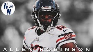 "Allen Robinson Chicago Bears Mid-Season Highlight Mix        "" ZEZE ""   ᴴ ᴰ"