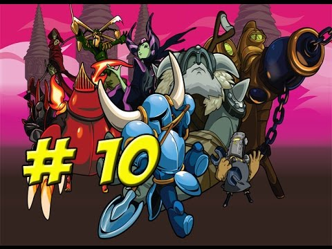Shovel Knight! With Max, Matt, and Mike Part 10 - YoVideogames