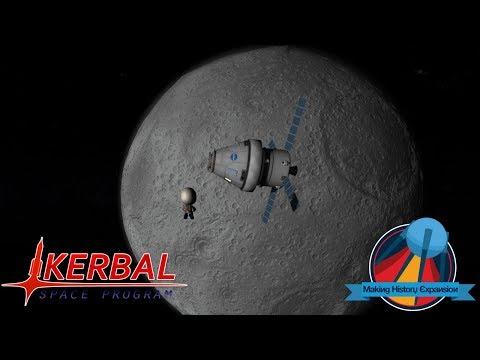 SLS-Orion Prototype: Kerbal Space Program Making History