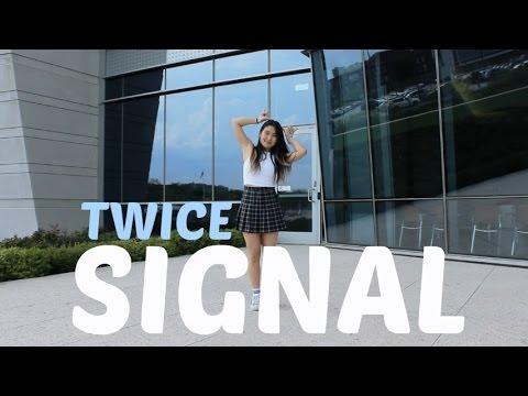 "TWICE(트와이스) ""SIGNAL"" Lisa Rhee Dance Cover"