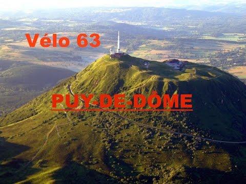 VTT - Descente du Puy-De-Dôme / GoPro (HD)