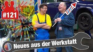 Frohes Neues aus der Werkstatt!! 🎉 | VW Touran: Keine Bremskraftunterstützung beim Rückwärtsfahren