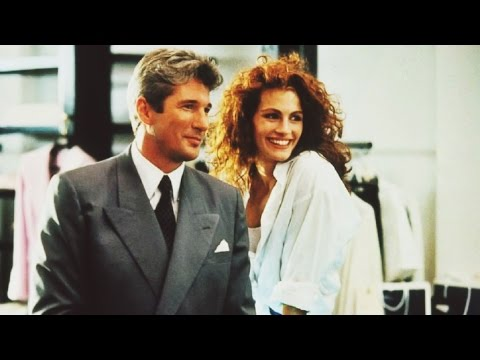 Pretty Woman 1990 ♛ Richard Gere & Julia Roberts,...