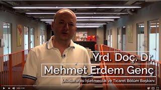 Uluslararası İşletmecilik ve Ticaret | Mehmet Erdem Genç