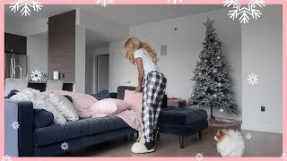 clean-with-me-nyc-apartment-vlogmas-day-8