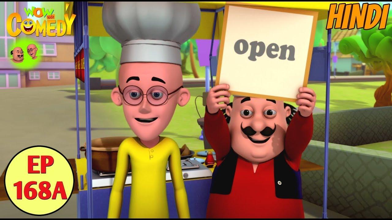 Motu Patlu In Hindi 3d Animated Cartoon Series For Kids Meals On