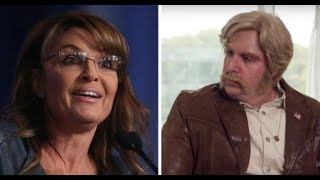 Overheard: Sarah Palin Gets Completely Humiliated by Sacha Baron Cohen
