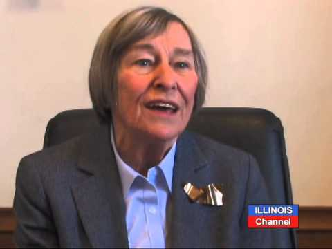Majority Leader, Barbara Flynn Currie, on FY '15 and FY 16 Budgets