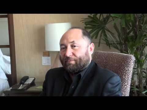 CinemaCon 2012: Timur Bekmambetov Interview