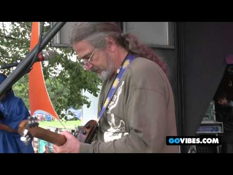"""David Gans Performs """"Save Us From The Saved"""" at Gathering of the Vibes Music Festival 2012"""