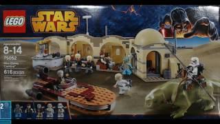 Lego Star Wars Mos Eisley Cantina Set 75052