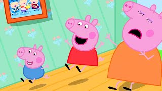 Peppa Pig Full Episodes | Peppa Pig Visits Madame Gazelle's House! | Kids Videos