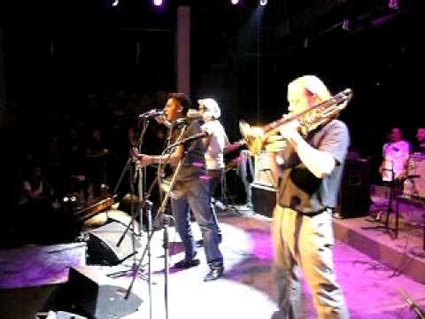 Kokolo Afrobeat Orchestra(live