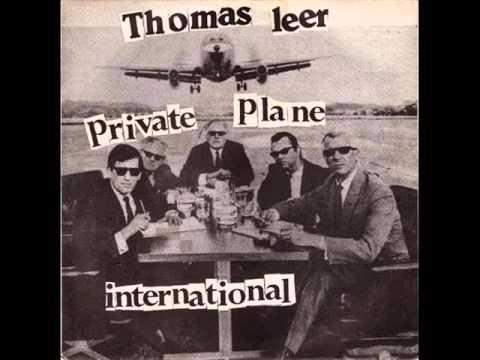 THOMAS LEER private plane 1978