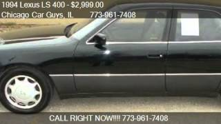 1994 Lexus LS 400 Premium, BUY Here PAY Here! - for sale in