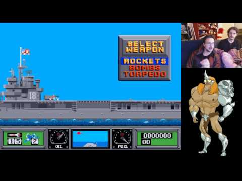 Wings Of Fury La Nuit Amiga Ft Bob Lennon Youtube
