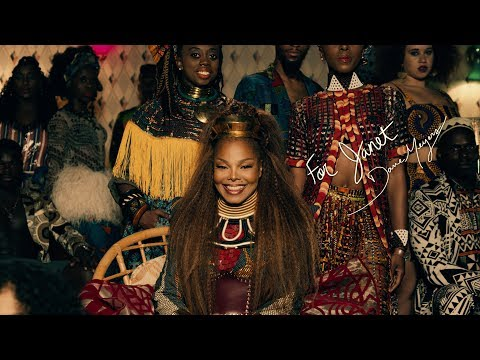 Janet Jackson x Daddy Yankee - Made For Now [Official Video]