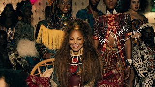 Смотреть клип Janet Jackson X Daddy Yankee - Made For Now