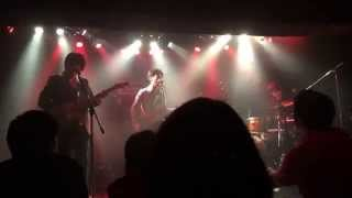2014.7.12 @CLUB 4.14 The Vintage主催「STAGE」にて Ba:サンキュー・チ...
